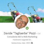 Intervista - Davide Pozzi Tagliaerbe blog