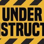 """Il sito internet sempre """"in costruzione"""""""